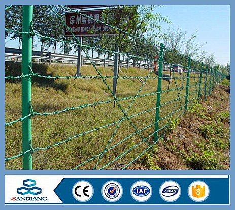stainless steel barded wire