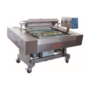 DZ-1090 Continuous Belt Type Automatic Vacuum Packaging Machine