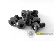 Titanium Engine Bay Bolts M6 M8 M10