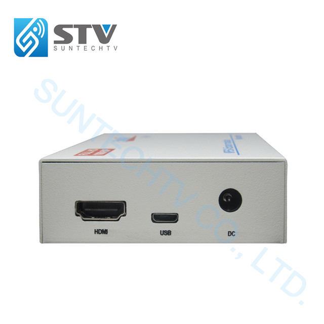 MPEG4 Multi-System HDMI Ethernet Control Encoder Modulator