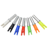 Wholesale ID 4.2 mm Arrow Shafts Lighted Arrow Nocks For Recurve Bow Arrow Nocks For Custom Arrow Aluminum Arrow Nocks