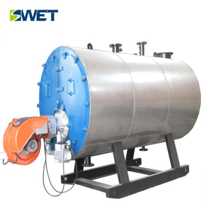 4t/h gas oil steam boiler