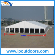 40m Clear Span Aluminum a Structure Wedding Events Party Tent