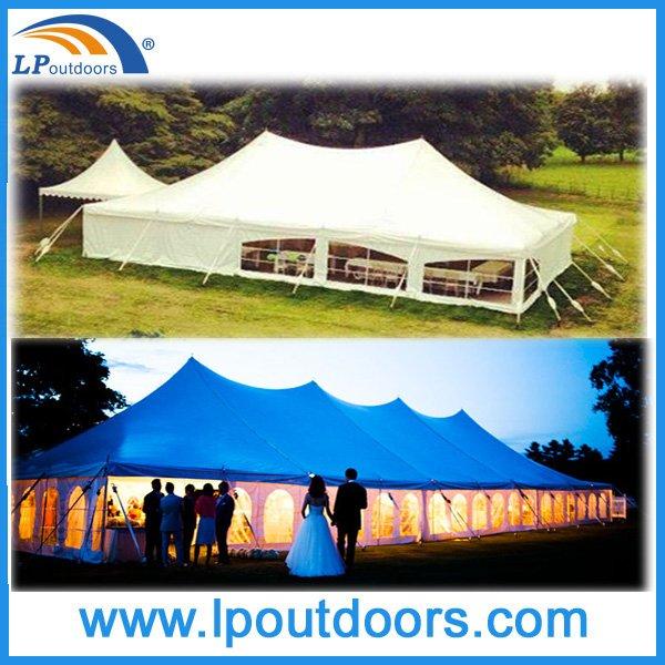Pole 2 tent