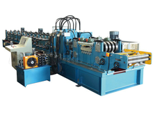 Automatic CZ Changeable Purlin Roll Forming Machine