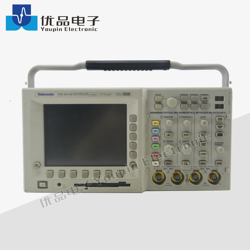 Tektronix Tds3014b Digital Oscilloscope Buy Tektronix