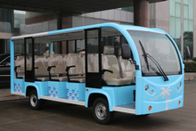 14 seats sightseeing bus