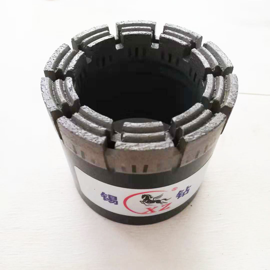 NMLC,HMLC diamond core bit