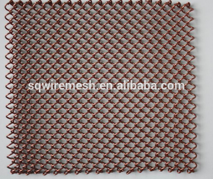 Metal Drapery for Decorative Mesh of Window or Wall