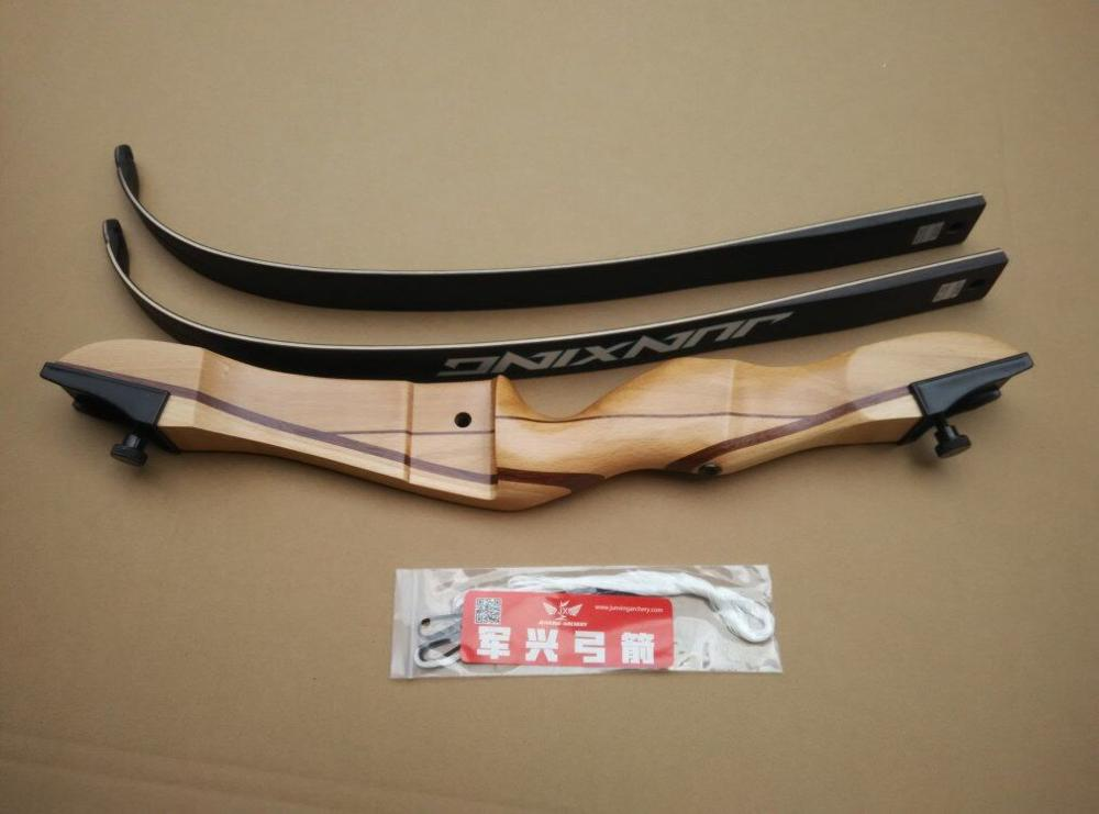 New Design F168C Archery Hunting And Shooting Recurve Bow for Sale