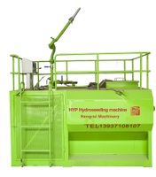 HYP-800 hydroseeding machine