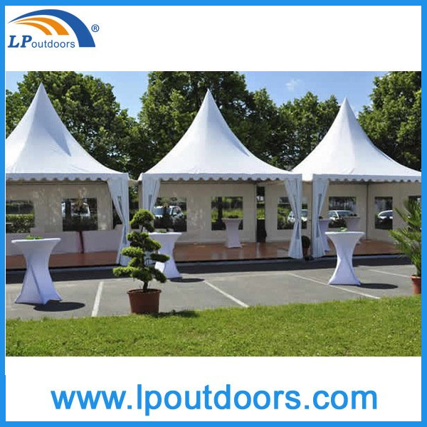 5X5m Wedding Marquee Party Pagoda Tent