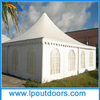 Luxury Aluminum Party Marquee Pagoda Wedding Tent
