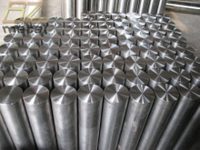 High Tensile Strength ASTM B 348 Titanium Alloy Rod Bar