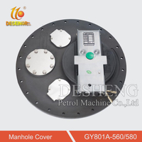 GY801A-560/ 580 Manhole Cover
