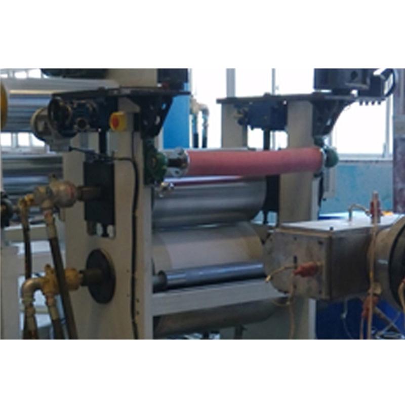 PVC siding panel extrusion line