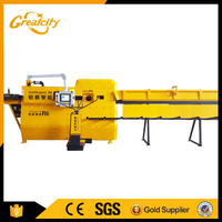 Cnc Automatic Sheet Metal Cutting And Bending Machine