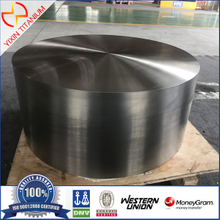 Titanium forged block ASME SB381