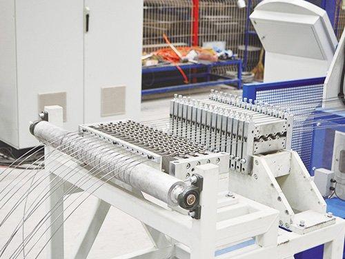 5 Line Wire Vertically Straightening Device