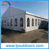 Aluminum PVC Temporary Storage Tent As Warehouse