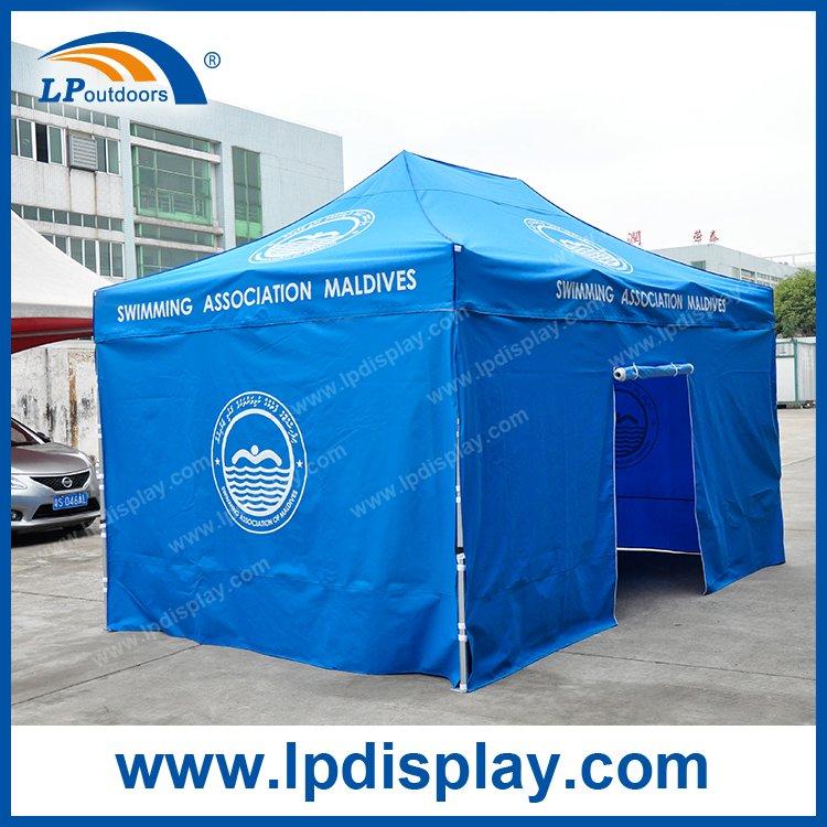 3X6folding tent bule005