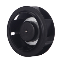 DC Centrifugal Fan Φ 175 - Backward Curved