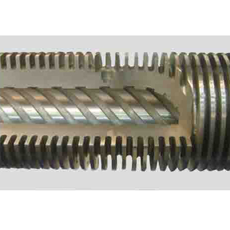 screw for pe pipe production line