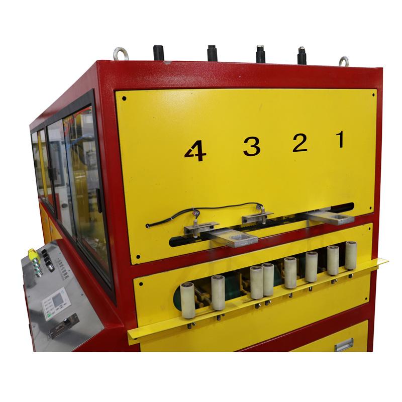 PVC four pipes production machine