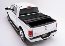 Soft Tri-fold Tonneau Bed Cover for Toyota Tundra 07-18 6.5'' Truck Bed