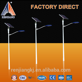 40 Watts 50W Led Solar Integrated Street Light