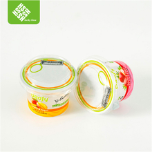 Disposable clear small volume PP plastic cup for cold food