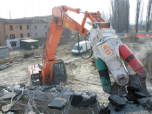 Hydraulic Crusher For Sales