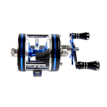 Aims 2018 New 6+1 Ball Bearings Drum Baitcasting Reels Fishing Reels Lure Tackle Trolling Boat Saltwater Reel