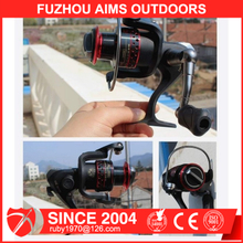 AIMS wholesale best price plastic handle big game fishing reels made in china HE1000-5000