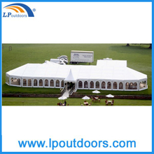 Outdoor Luxury Marquee Mixed Wedding Tent for 1000 People
