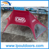 10X14m Double Beach Sun Star Tent for Display