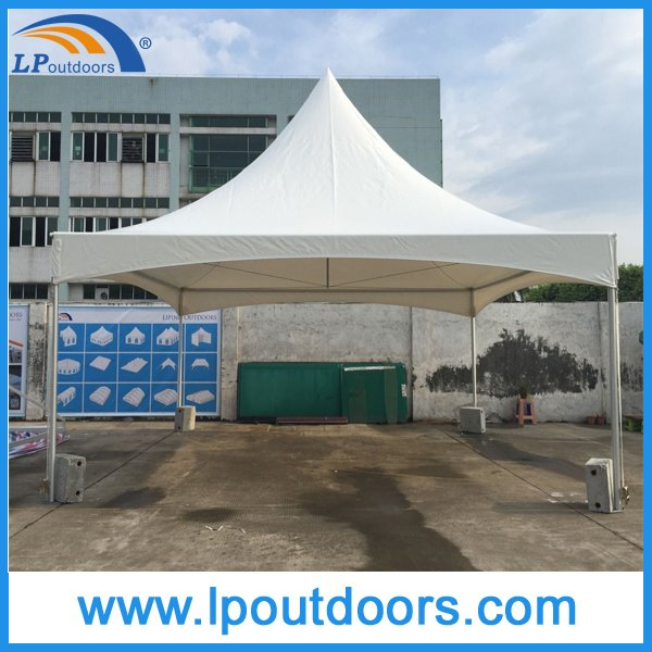 6X6m Outdoor Aluminum High Peak Tent Spring Top Marquee for Sale