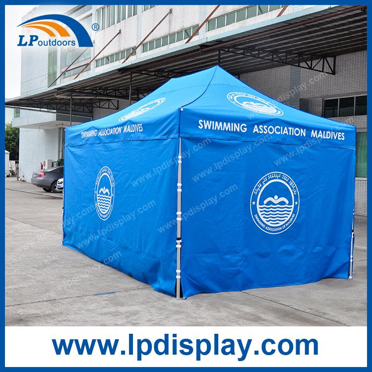 3X6folding tent bule003