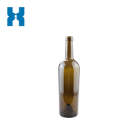 750ml Bordeaux Wine Bottle