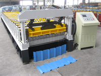 Aluminium Roll Forming Machine