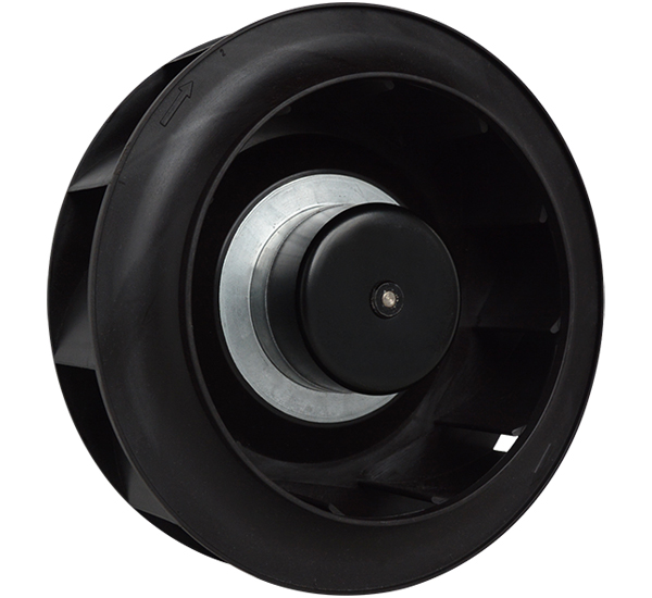 EC Centrifugal Fan Φ 220 - Backward Curved