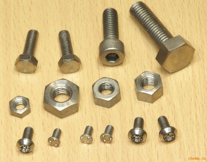 COUNTERSUNK HEAD BOLTS GR5 Ti-6AL-4V TITANIUM SCREWS