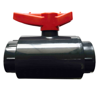 Two-piece Compact Ball Valve
