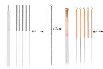 How to distinguish the stand or fall of an acupuncture needle?