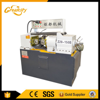 Hydraulic Rebar Thread Machine with Good Service