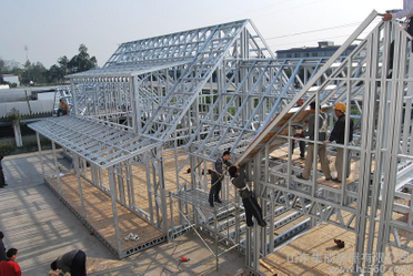The Advantage Of Light Steel Integrated Building