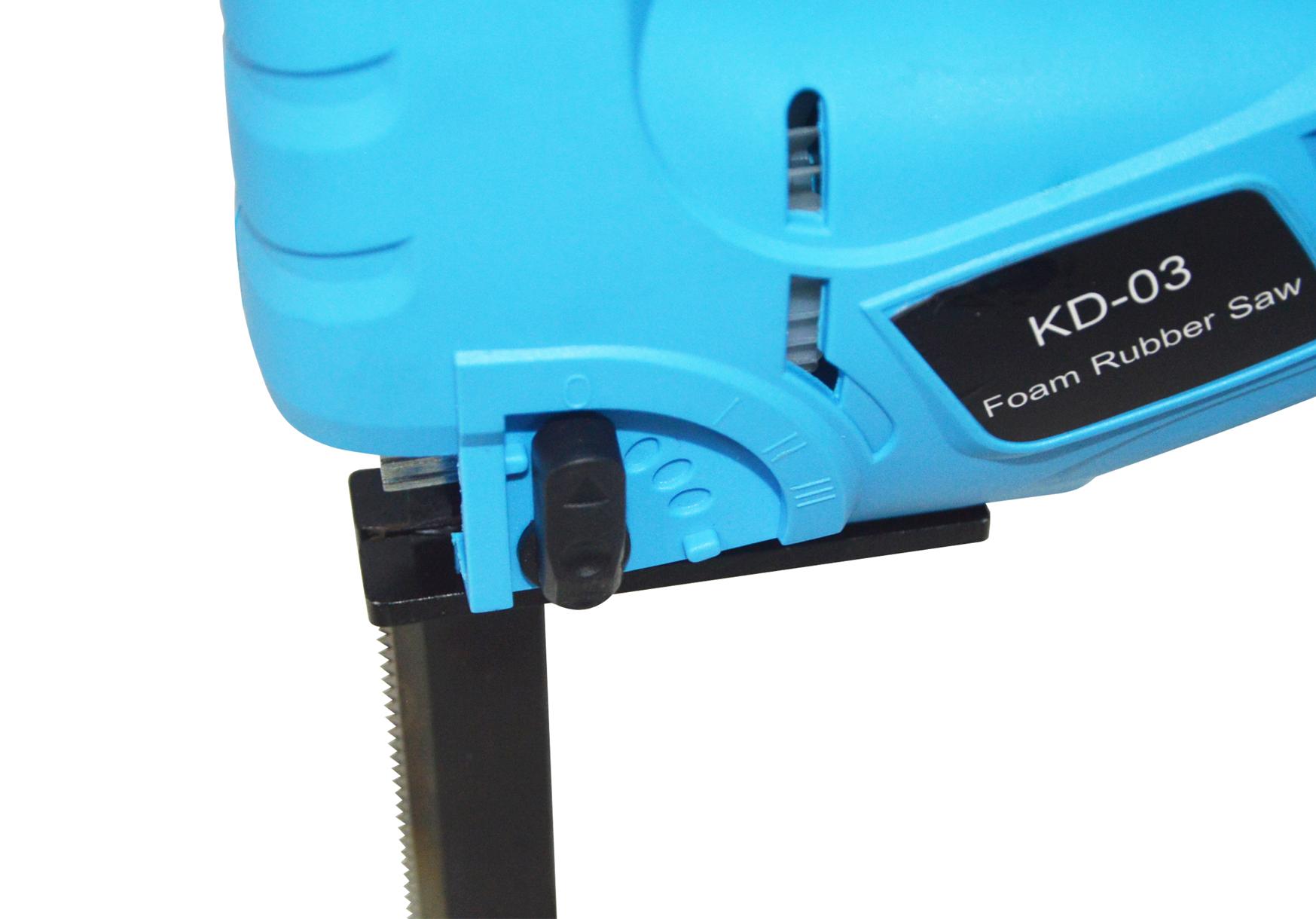 Electric foam rubber cutter saw for foam polyfoam rubber - Buy hand ...