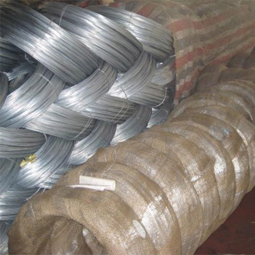Small Roll Galvanized Iron Wire