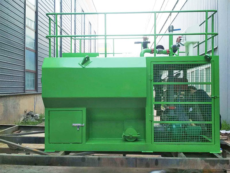 HYP-600 hydroseeding machine