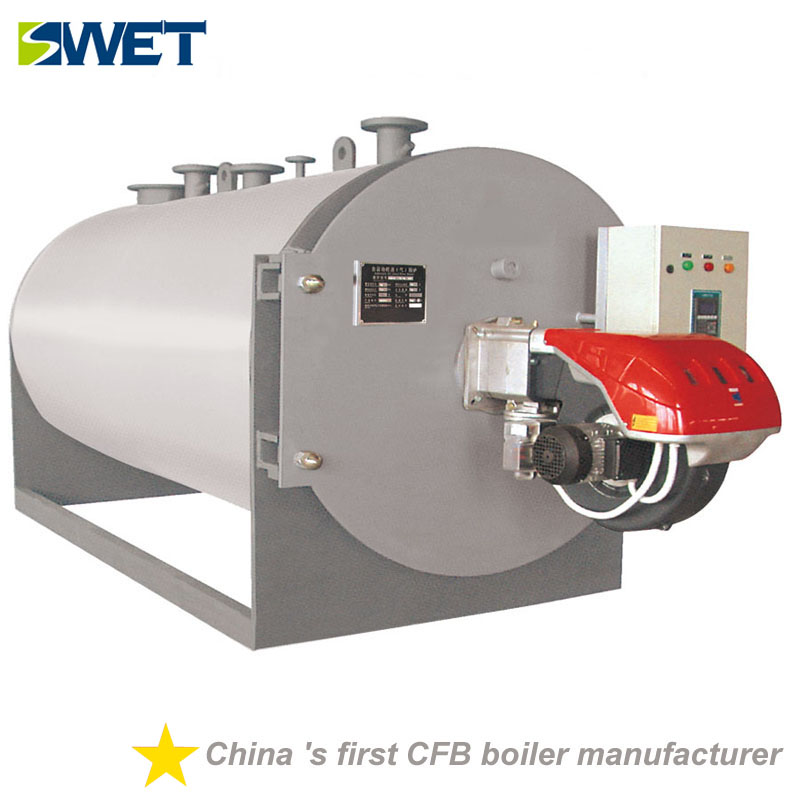 WNS 2.1 MW gas oil fired hot water boiler - Buy hot water boiler ...